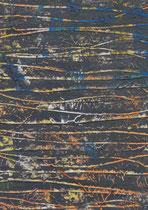 Untitled  // 13 X 18 cm //  acryl on paper // #5  2019