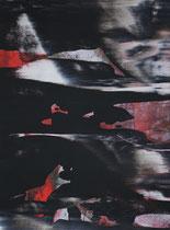 Untitled // 28 X 40 cm // acryl on paper // #173 2019