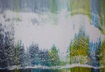 Untitled  // 20 X 29 cm //  acryl on paper // #145  2019