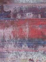 Untitled  // 28 X 40 cm  // acryl on paper  // #111  2019