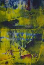 Untitled  // 20 X 29 cm //  acryl on paper // #183  2019