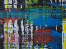 Untitled // 28 X 40 cm // acryl on paper // #158 2019
