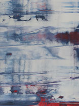 Untitled  // 28 X 40 cm  // acryl on paper // #103  2019