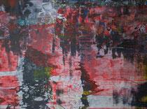Untitled // 28 X 40 cm // acryl on paper // #138 2019