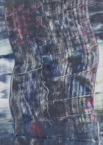Untitled  // 13 X 18 cm //  acryl on paper // #14  2019