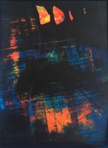 Portugal_10 // 15 X 20 cm //  acryl on paper // #27 2020