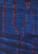 Untitled  // 13 X 18 cm //  acryl on paper // #90  2019