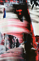 Portugal_1 // 13 X 18 cm //  acryl on paper // #18  2020