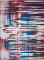 Untitled  // 28 X 40 cm // acryl on paper // #3 2020