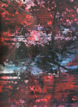 Portugal_27 // 15 X 20 cm //  acryl on paper // #46 2020