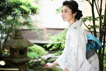 ヘアメイク Miki 着付け miho 撮影 Nishihara モデル Tomie