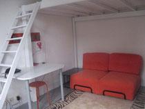 l'espace salon