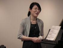 千景先生。毎年発表会よろしくお願いいたします♪♪