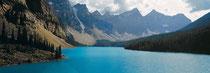 Moraine Lake - Banff Ntional Park - Alberta - Canada