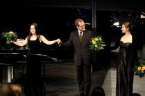 Meike Leluschko, Barbara Majewska, Peter Kreutz