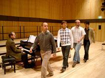 2009 Mythos Wald, szenisches Liedprojekt