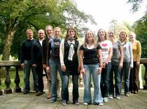 2010 Lieder und mehrstimmige Gesänge von Schumann, Wolf, Mahler und Barber