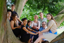 2013 Eichendorffvertonungen von Schumann, Franz, Mendelssohn, Brahms und Schoeck