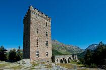Maloja Turm Belvedere