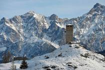 Ardez Ruine Steinsberg