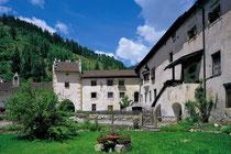 Müstair Benediktinerinnenkloster St. Johann