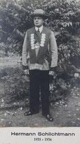 Hermann Schlichtmann - 1935/1936