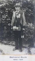 Behrendt Buck - 1930/1931