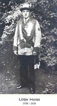 Lütje Holst - 1938/1939
