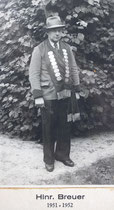 Hinrich Breuer - 1951/1952
