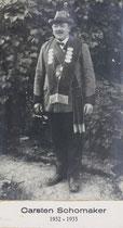 Carsten Schomaker - 1932/1933