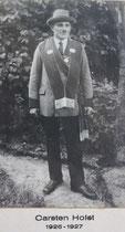 Carsten Holst - 1926/1927