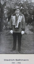 Diedrich Sethmann - 1965/1966