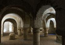Abbazia di San Clemente a Casauria, la cripta