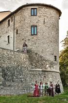 Sulmona, resti delle mura orientali