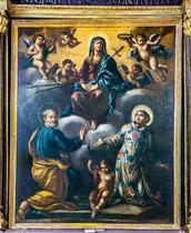 Santo Stefano, Addolorata con i Santi Paolo e Stefano