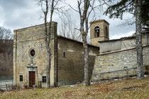 Campotosto, Santa Maria Apparente