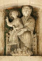 Abbazia di S. Clemente, madonna col Bambino