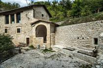 Fontecchio, antica conceria