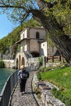 Scanno, Madonna del Lago