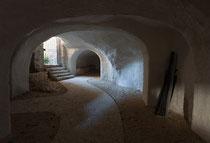 San Benedetto in Perillis, grotta
