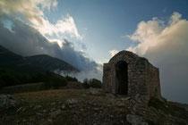 Morrone, Santo Spirito (eremo celestiniano)
