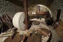 San Benedetto in Perillis, museo
