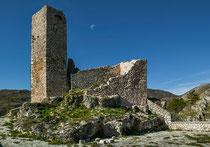 Alfedena, il Castello