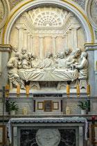 Ortona, Basilica di San Tommaso cappella del Sacramento