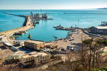 Ortona, il porto