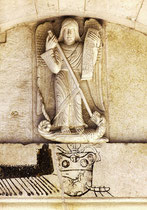 Abbazia di San Clemente a Casauria, San Michele Arcangelo