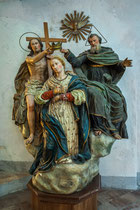 Sant'Onofrio al Morrone, trinità?