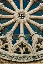 Rosciolo, Santa Maria delle Grazie. Particolare del rosone