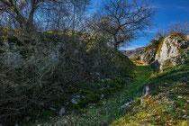 Alfedena, sito archeologico di Aufidena