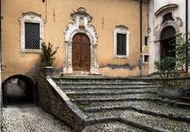 Sulmona, complesso monastico Clarisse di Santa Chiara